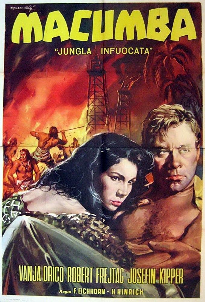 Ver Conchita und der Ingenieur Online HD Español (1954)