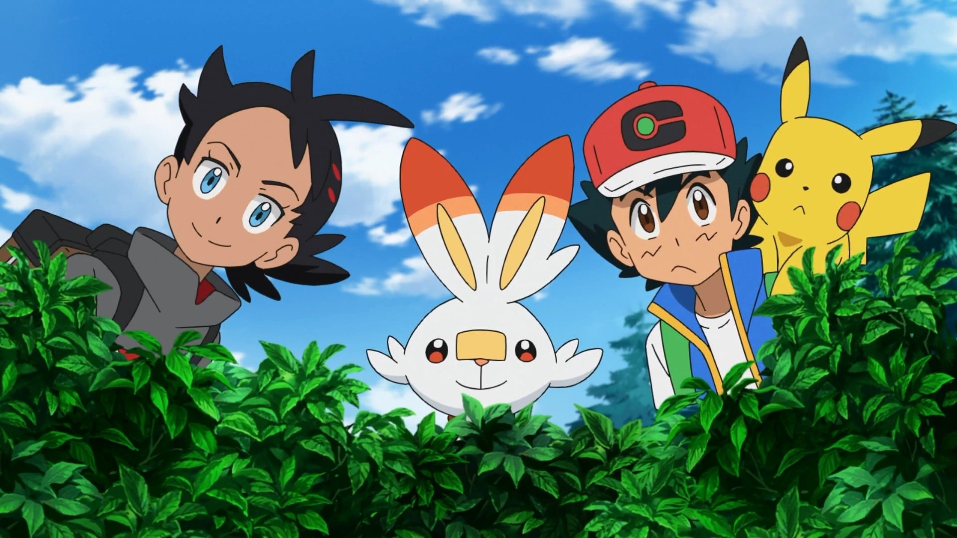 Pokémon Season 23 :Episode 6  Working My Way Back to Mew!