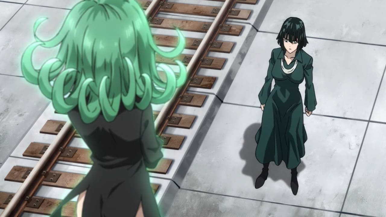 One-Punch Man Season 0 :Episode 4  The Sisters Who Have Too Many Things Happening