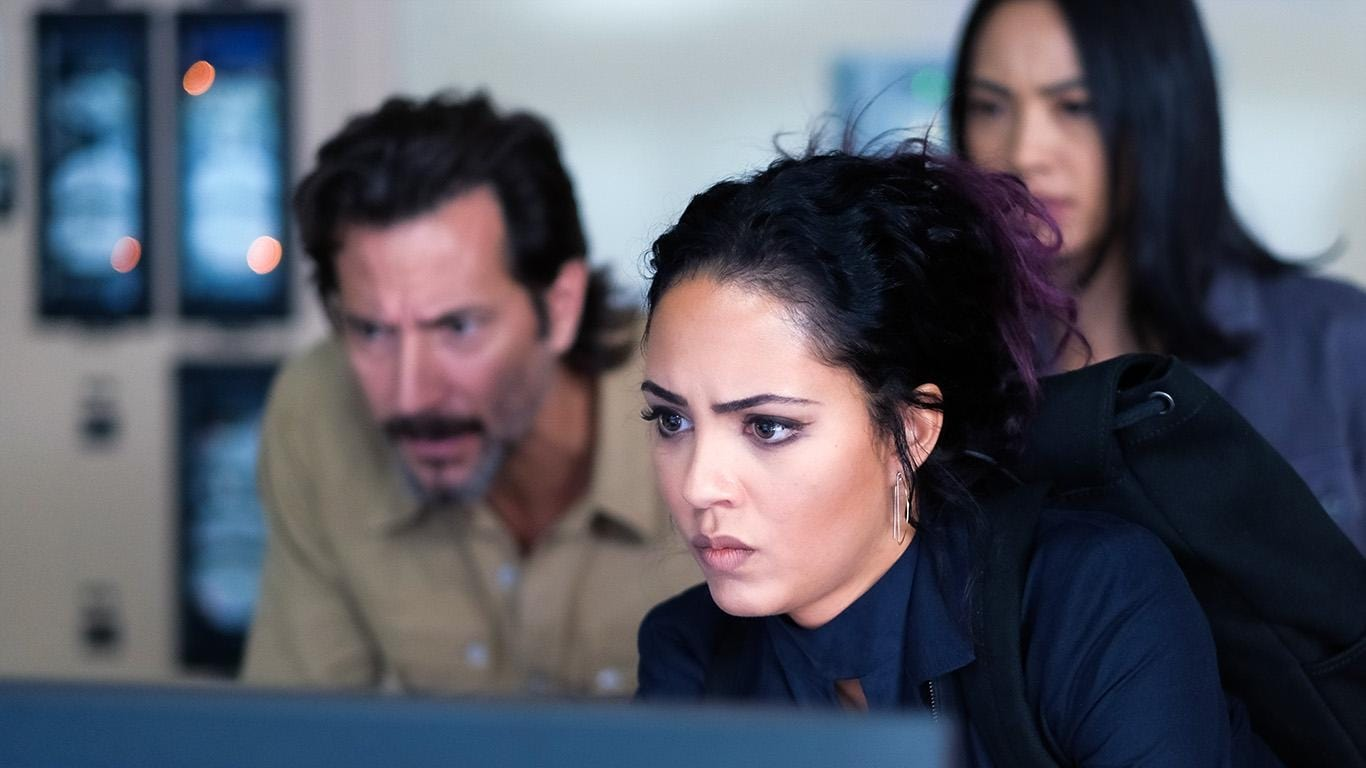MacGyver Season 4 :Episode 9  Code + Artemis + Nuclear + N3mesis