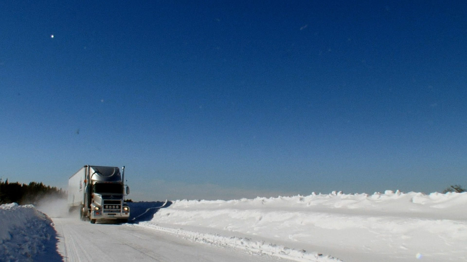 Ice Road Truckers Season 8 :Episode 11  Journey to the End of the Earth