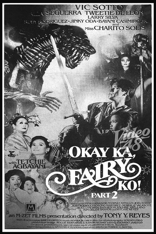 Ver Okay ka, fairy ko! Part 2 Online HD Español (1992)