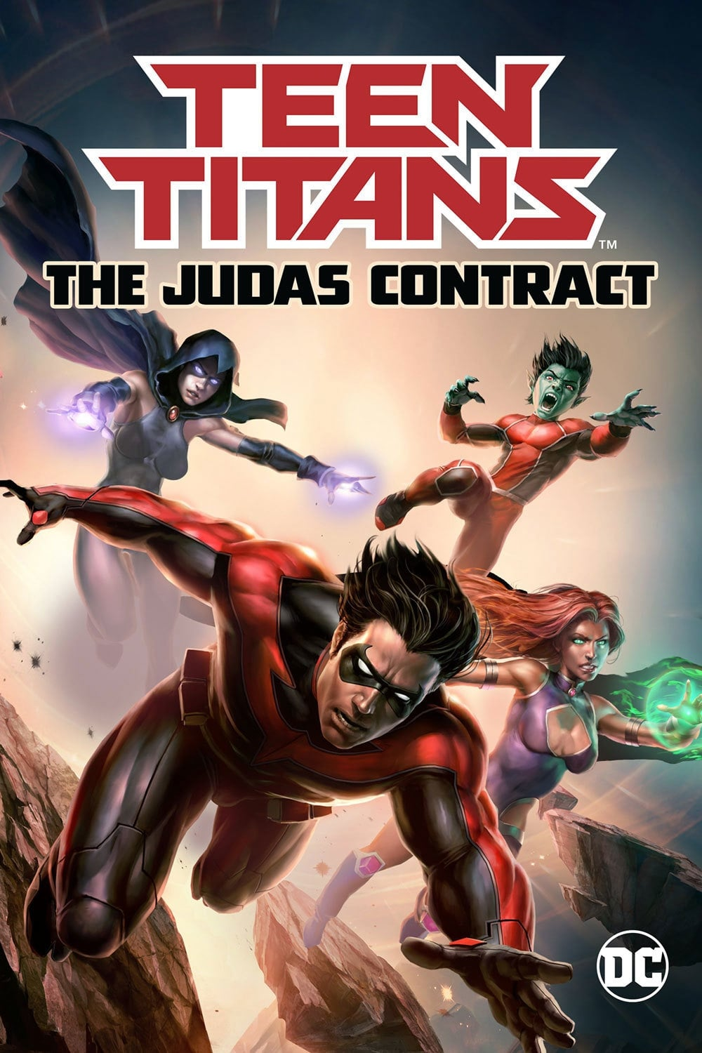 Teen Titans: The Judas Contract (2017)