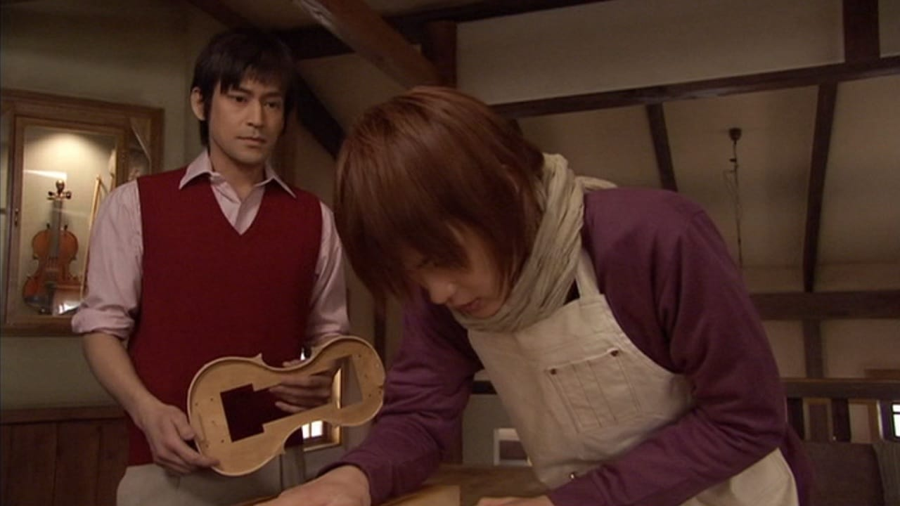 Kamen Rider Season 18 :Episode 10  Sabre Dance: Glassy Melody