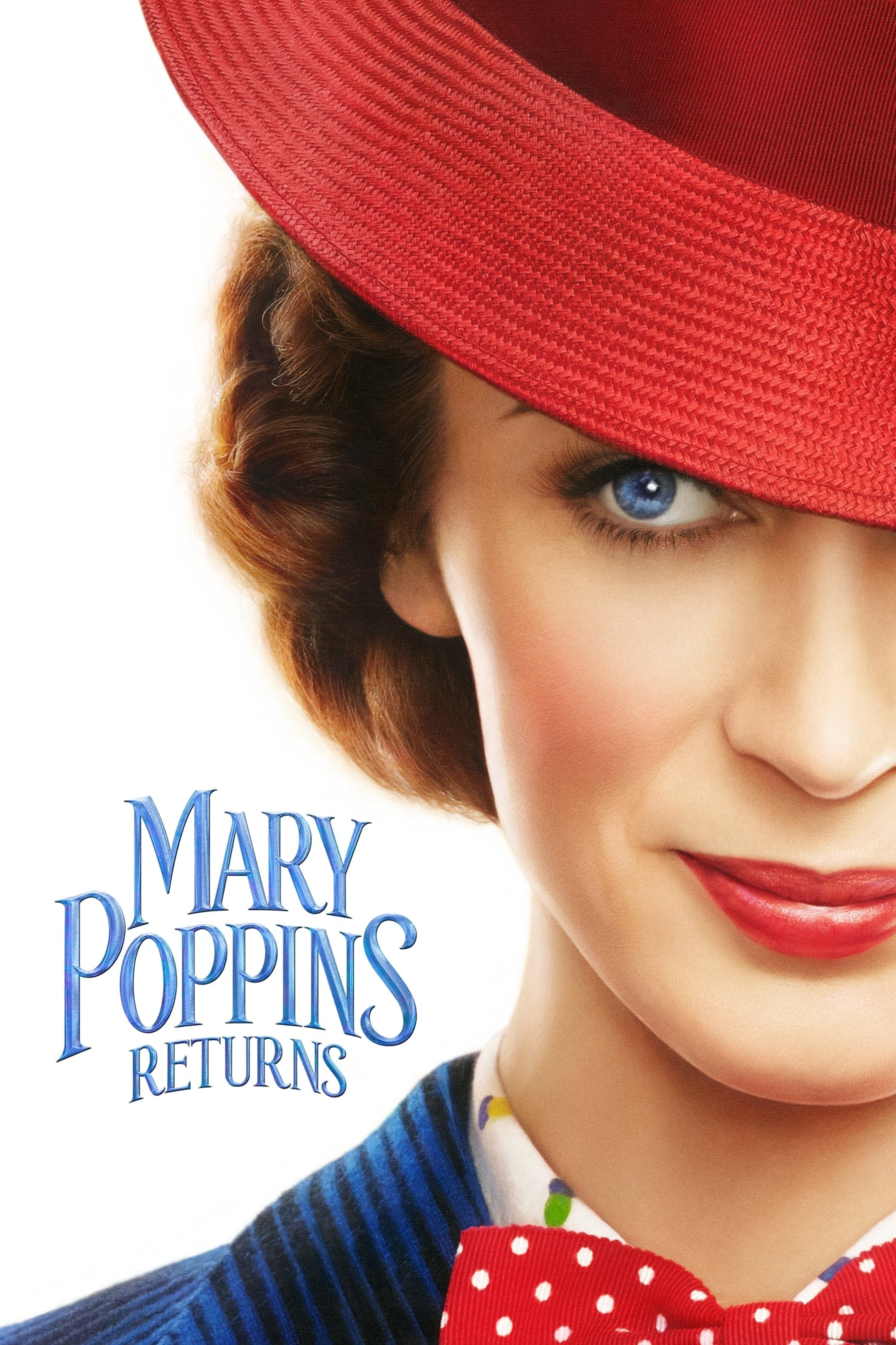 Poster and image movie Film Mary Poppins Returns 2018