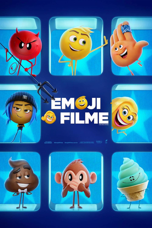 Emoji: O Filme – Legendado (2017)