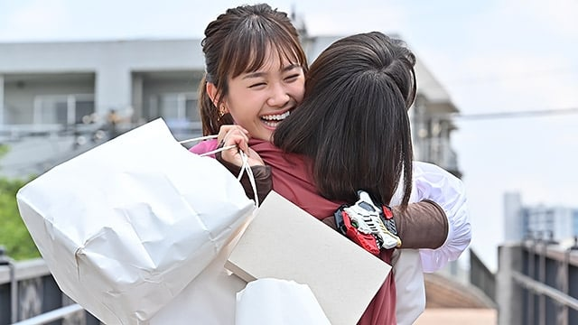 Super Sentai Season 43 :Episode 21  The Light and Dark Kishiryū