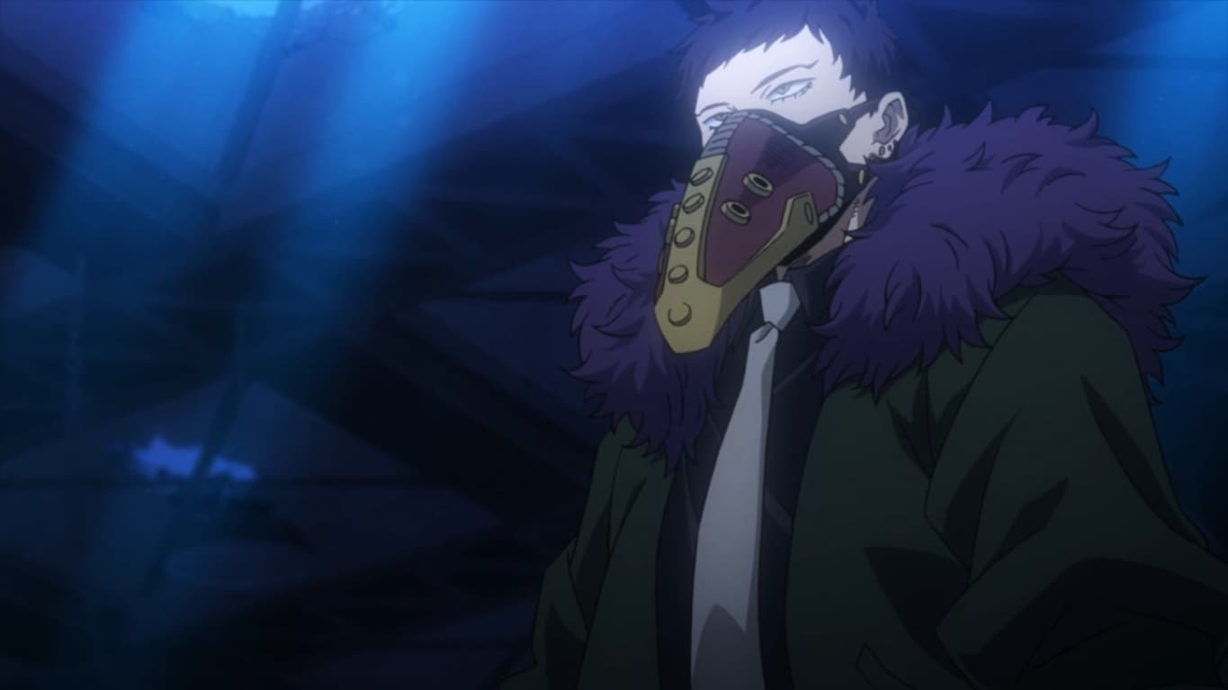 My Hero Academia: Episodi 65