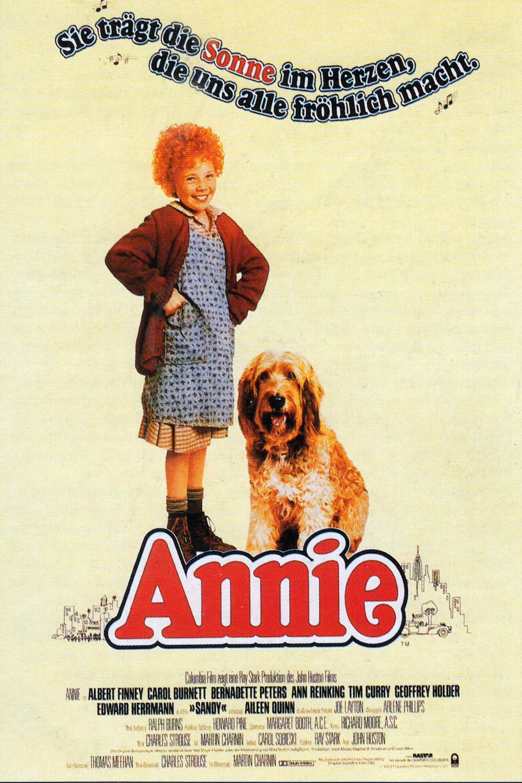 Annie Der Film Deutsch