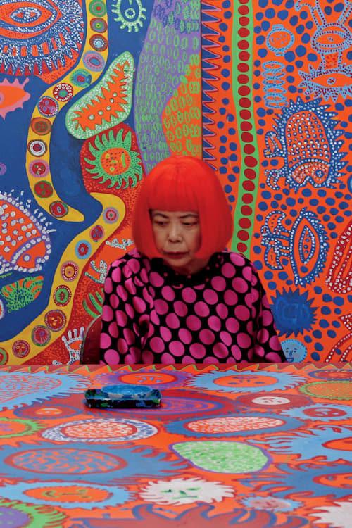 Polka Dot Superstar: The Amazing World of Yayoi Kusama (2014)