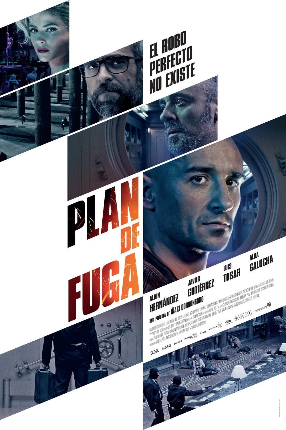 Plan De Fuga / Escape Plan