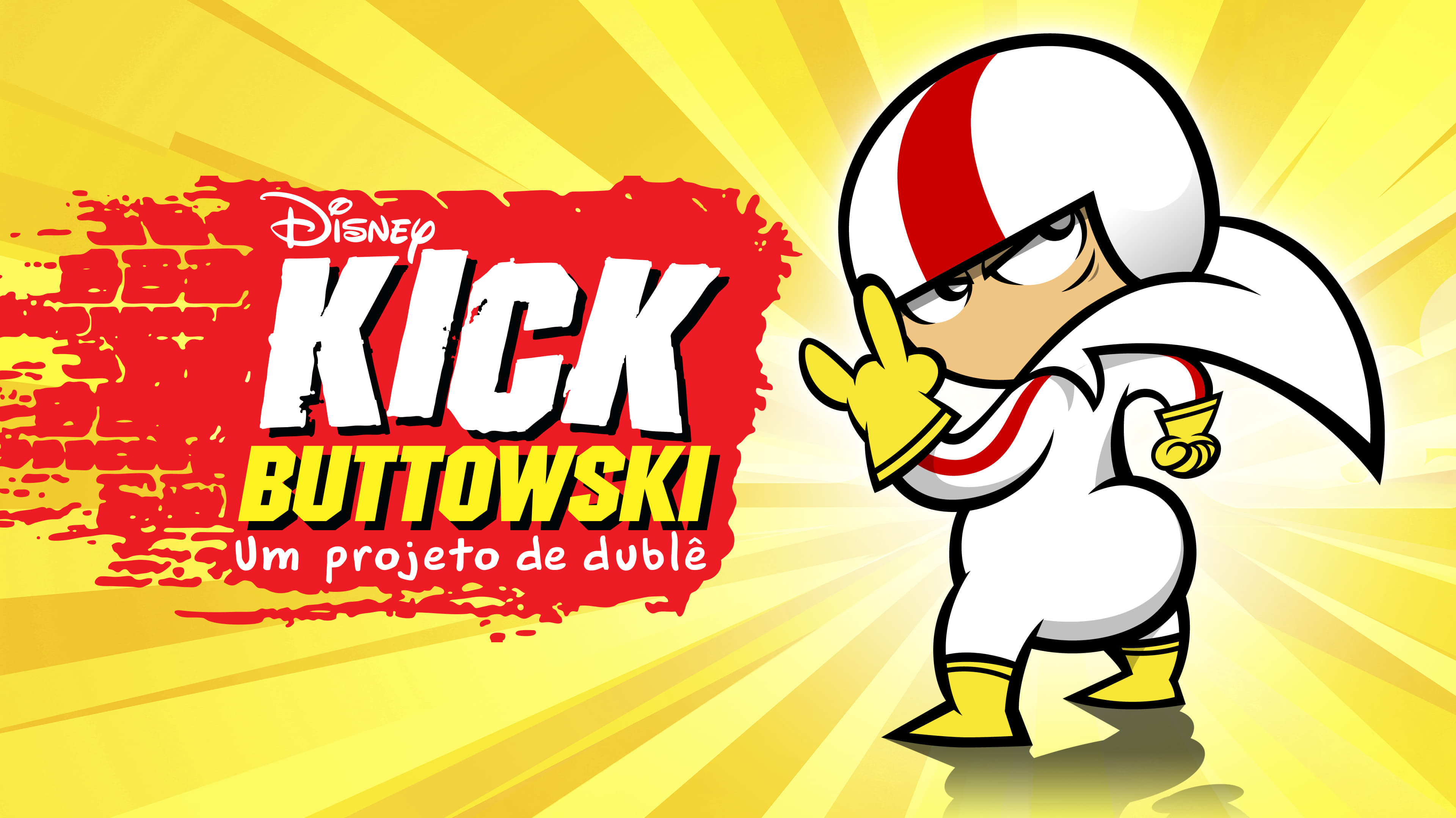 Kick Buttowski: Medio Doble de Riesgo