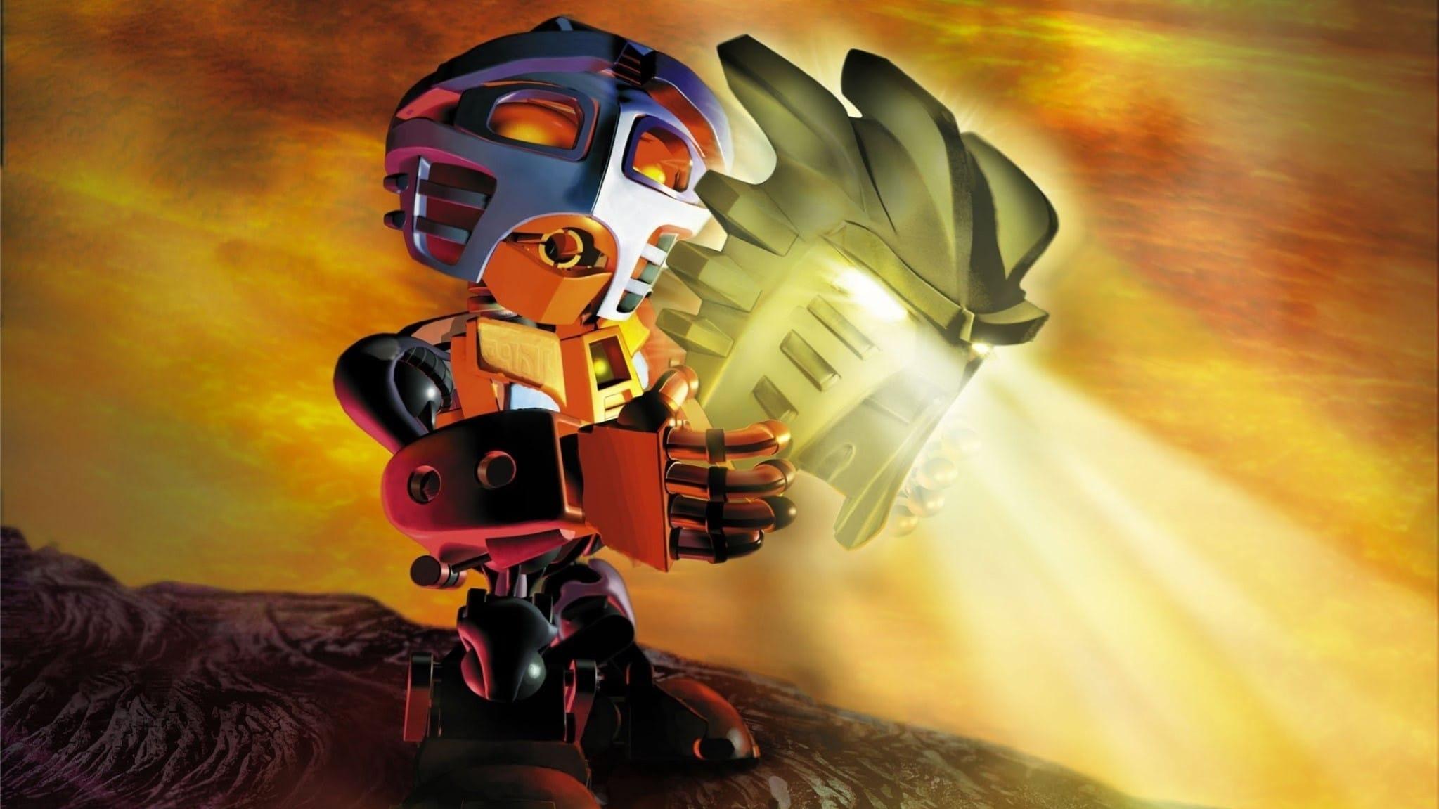 Bionicle - Le masque de lumière (2003)