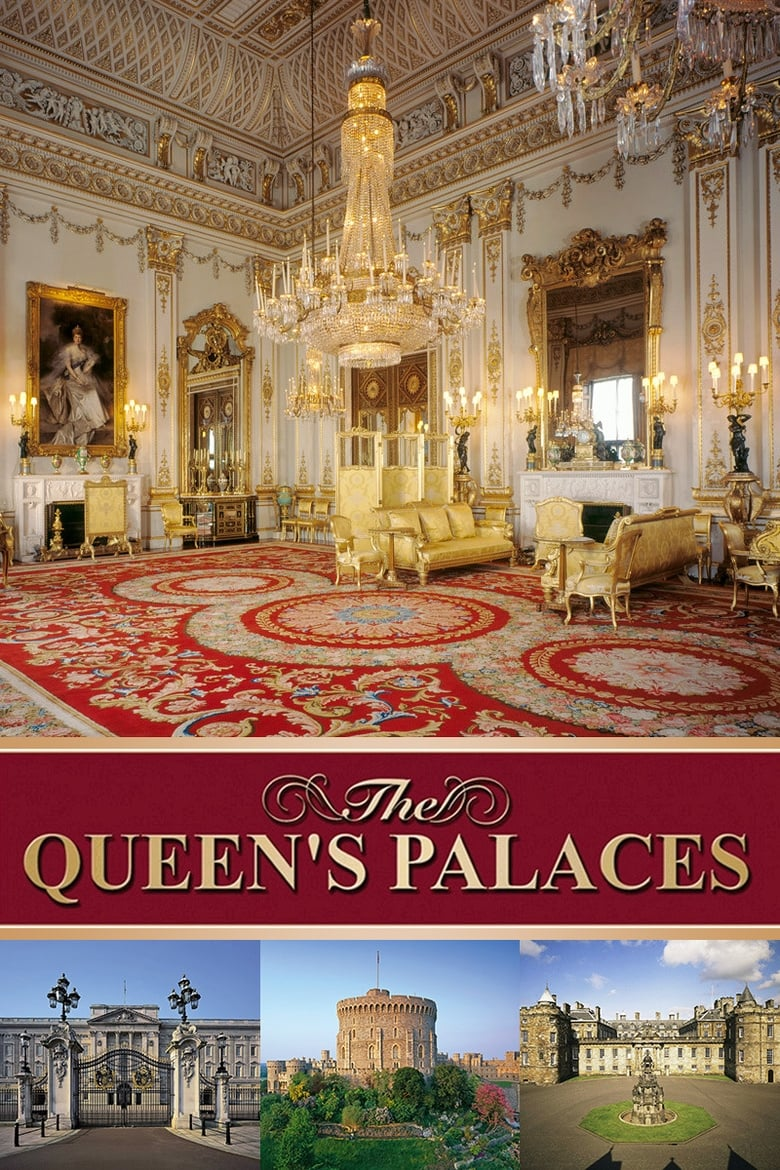 The Queen's Palaces TV Shows About Monarchy