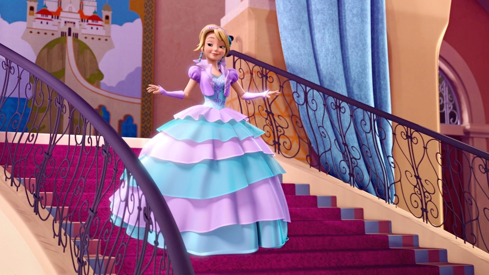 Elena of Avalor Season 1 :Episode 19  My Fair Naomi