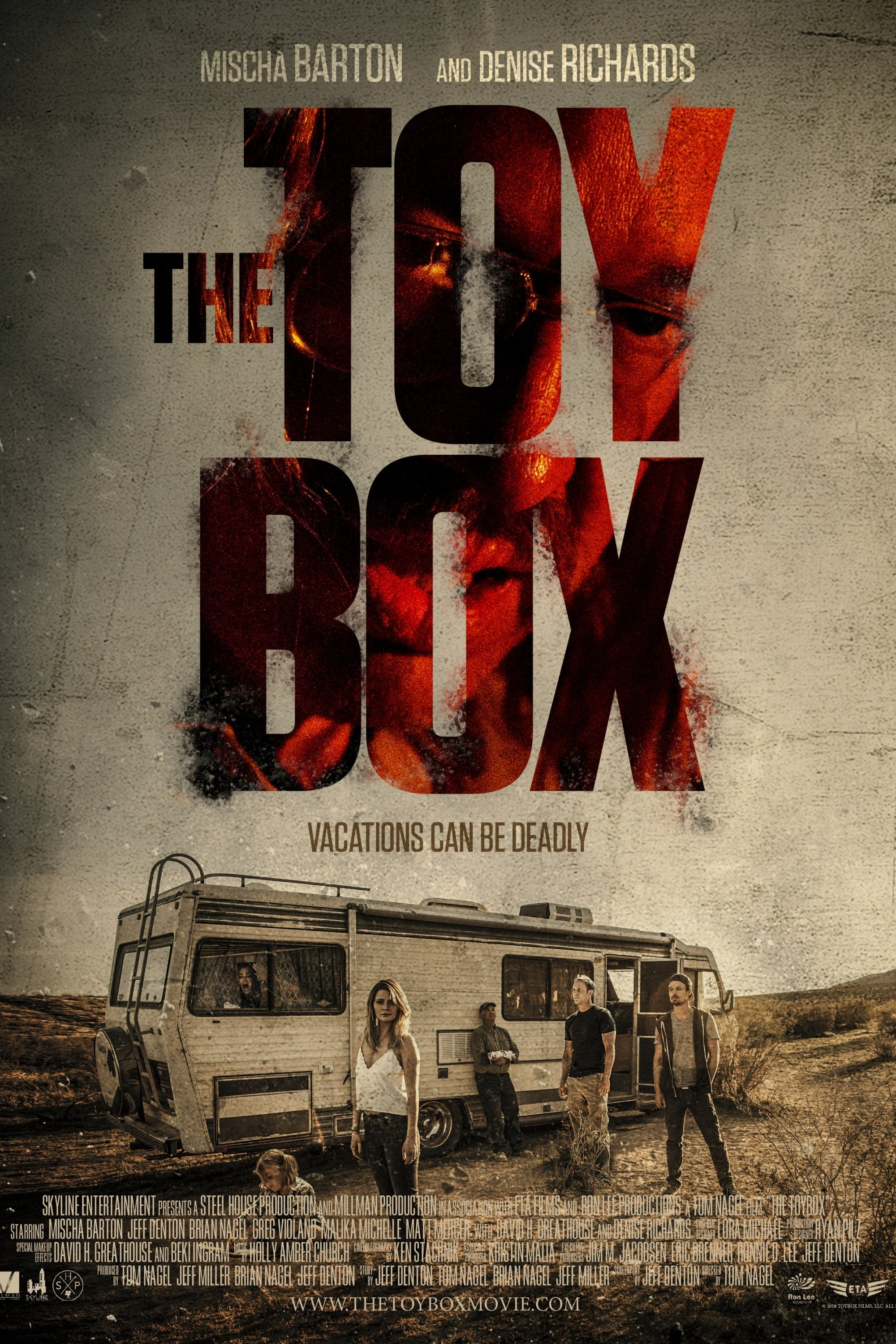 Ver The Toybox Online HD Español (2017)
