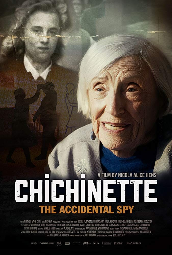 Chichinette - The Accidental Spy (2019)
