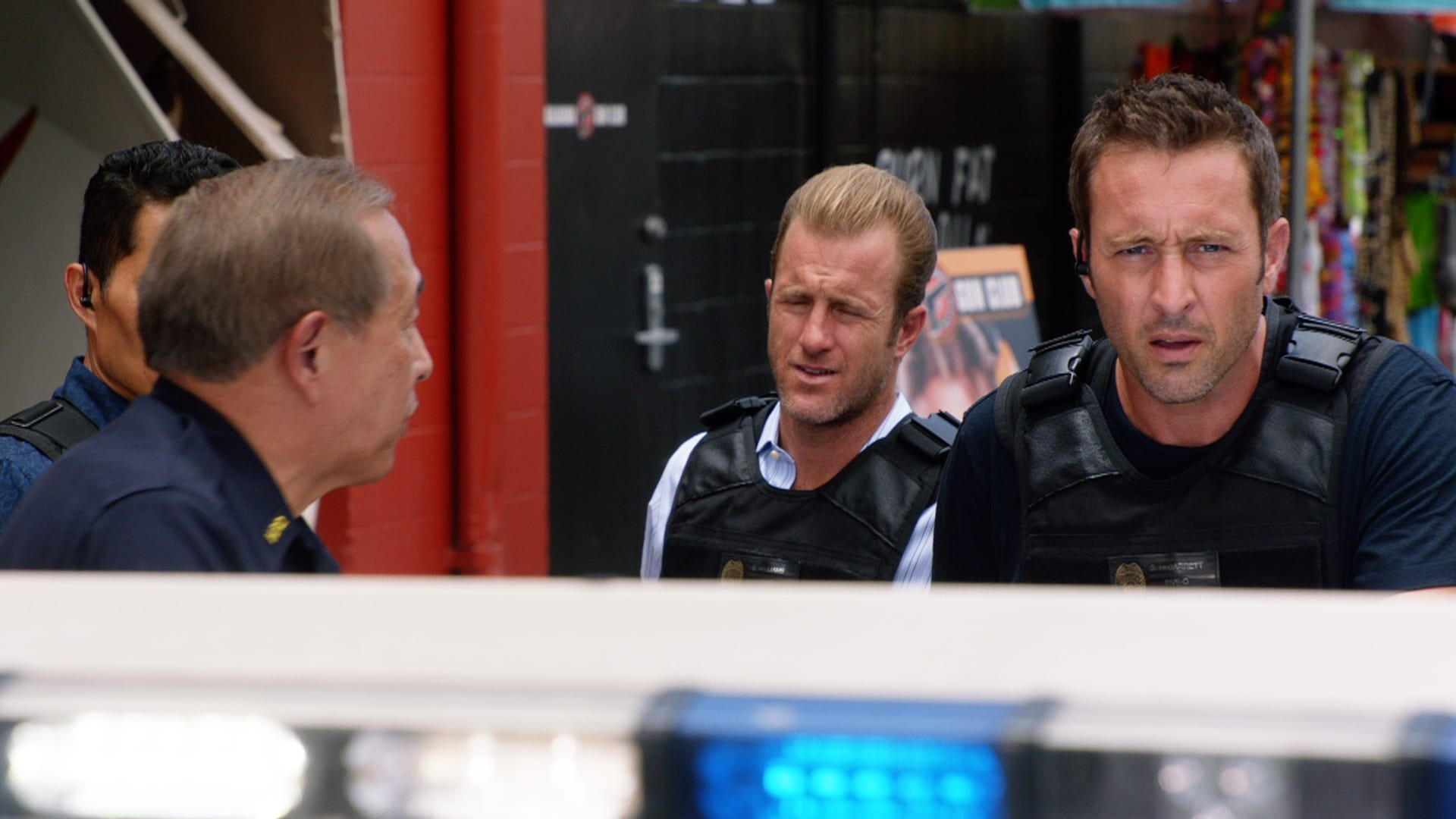 Hawaii Five-0 Season 7 :Episode 5  Ke Kū 'Ana (The Stand)