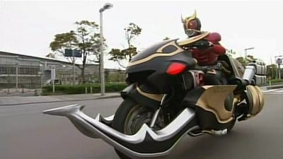 Kamen Rider Season 10 :Episode 15  Armor