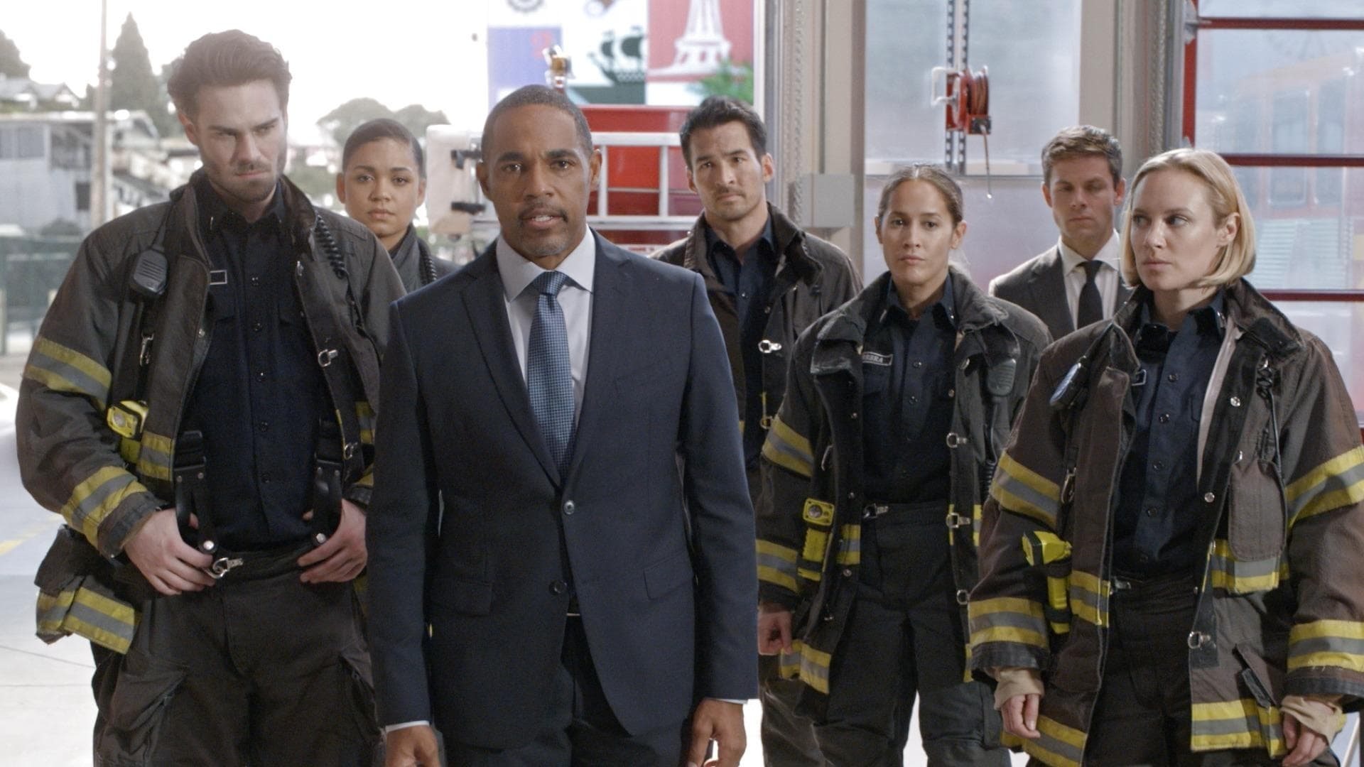 Station 19 Season 4 :Episode 3  We Are Family