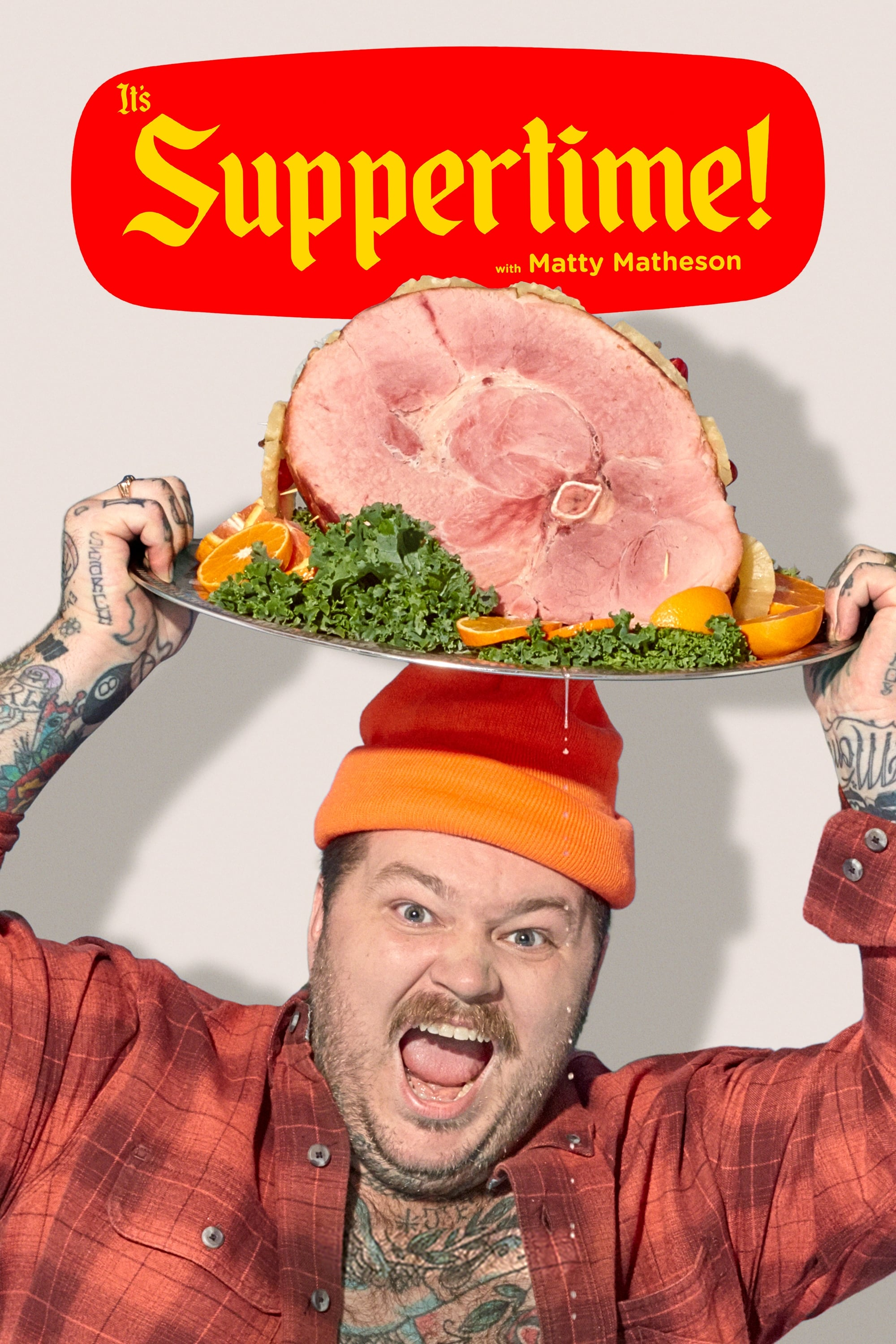It's Suppertime! (2017)