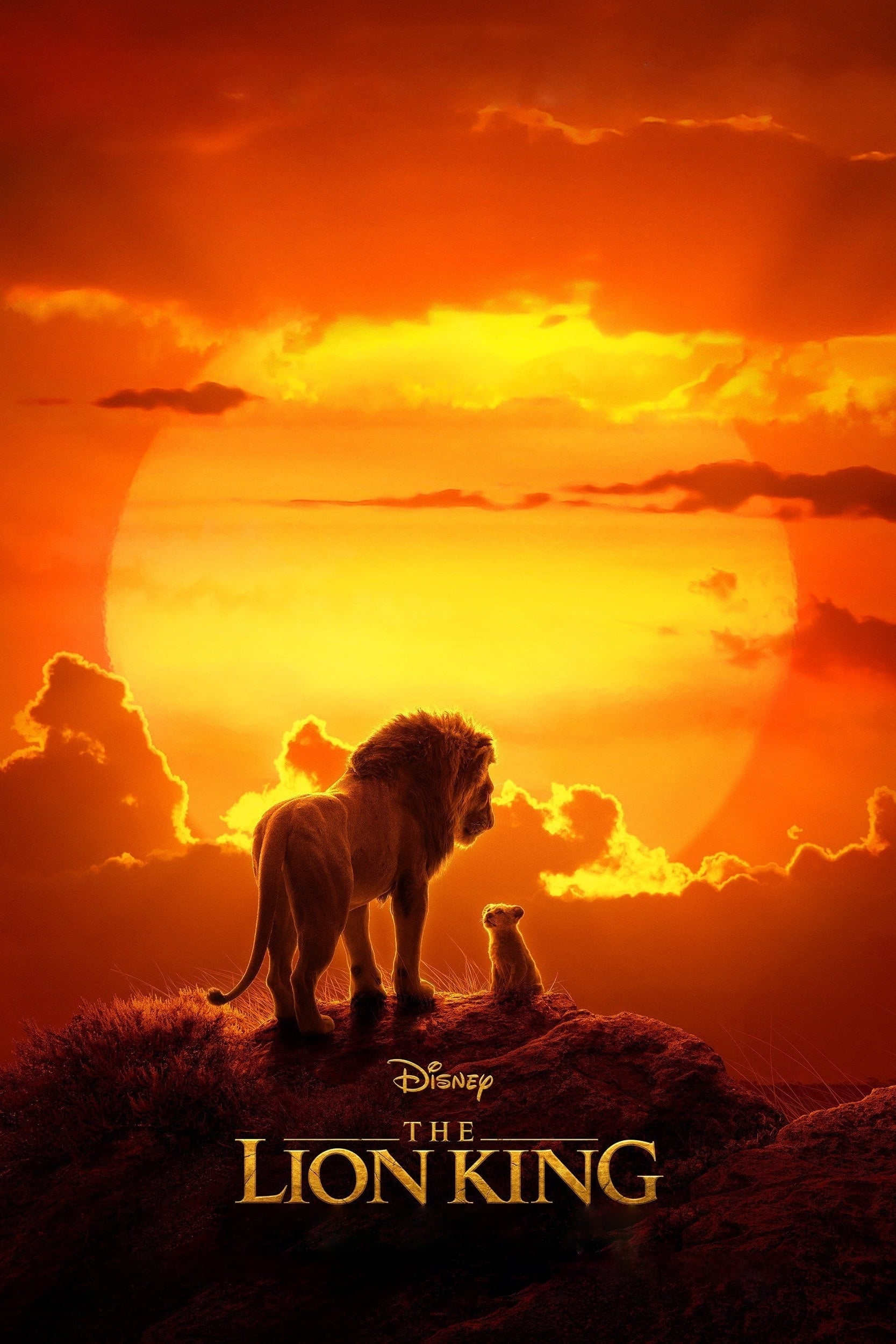 The Lion King 2019 Posters The Movie Database Tmdb