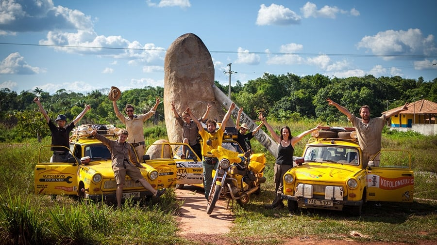 Travel Journal: South America Season 1 :Episode 4  Episode 4
