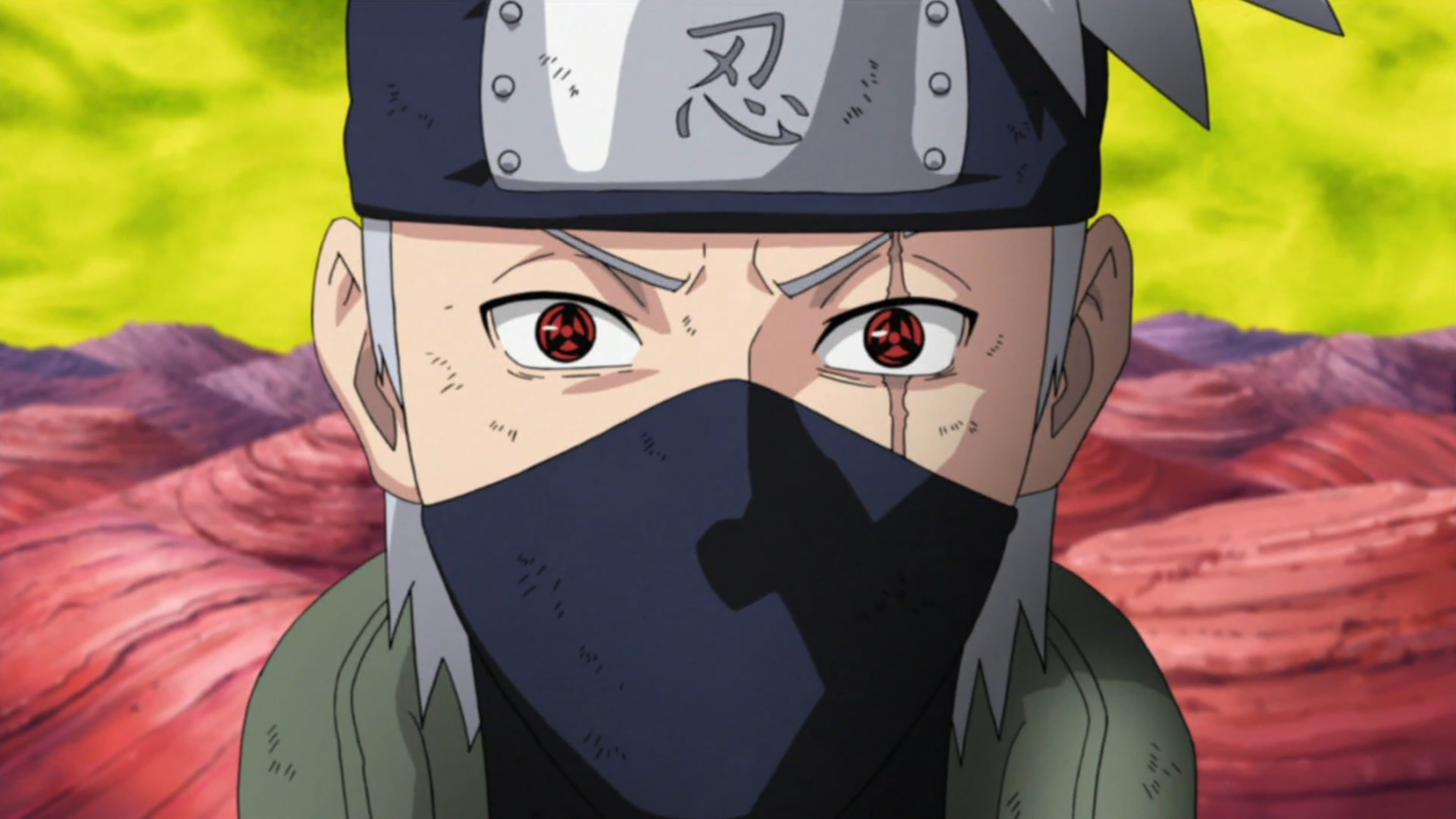 Naruto Shippūden Season 20 :Episode 473  The Sharingan Revived