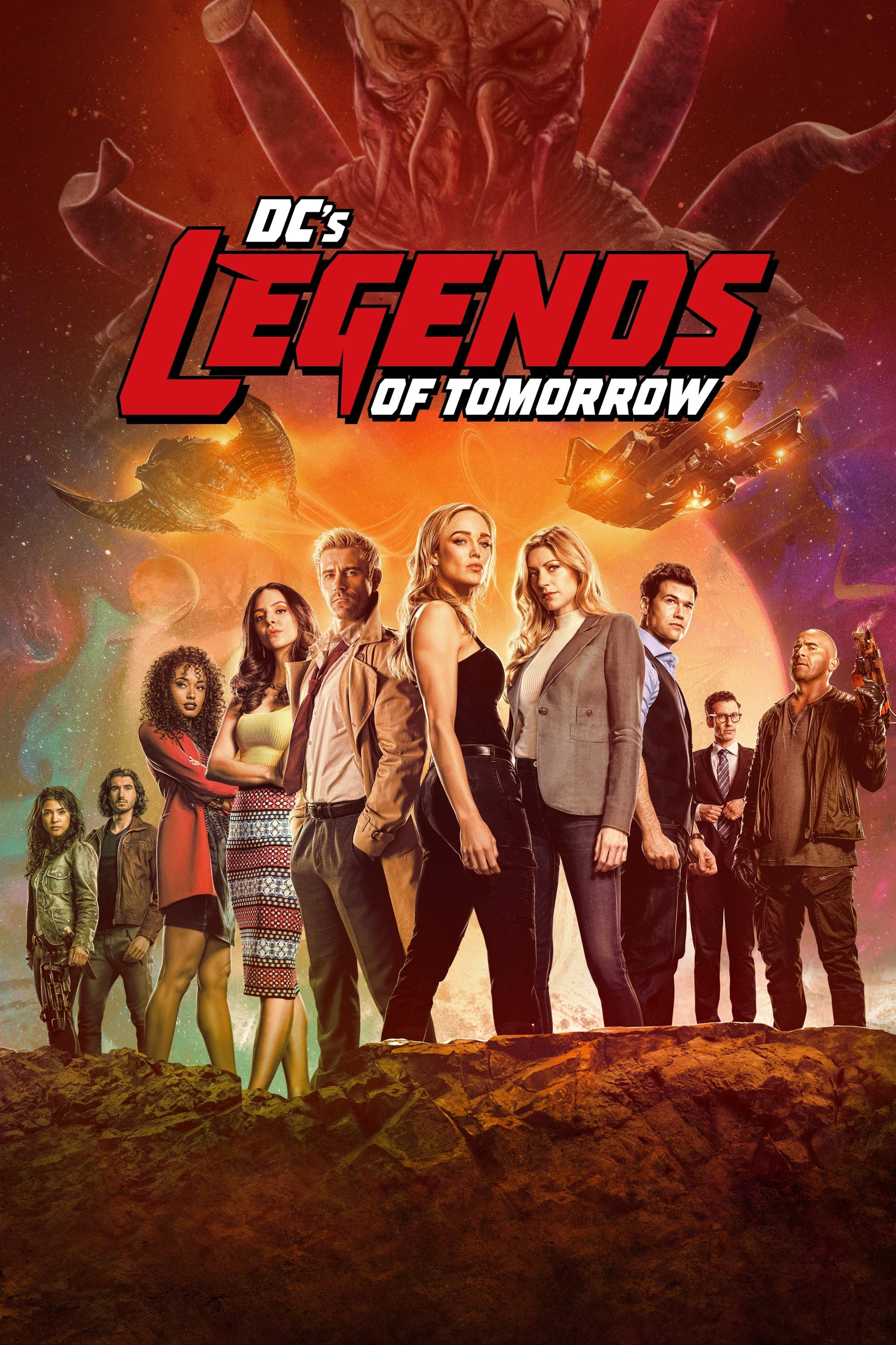 DC's Legends of Tomorrow Season 6