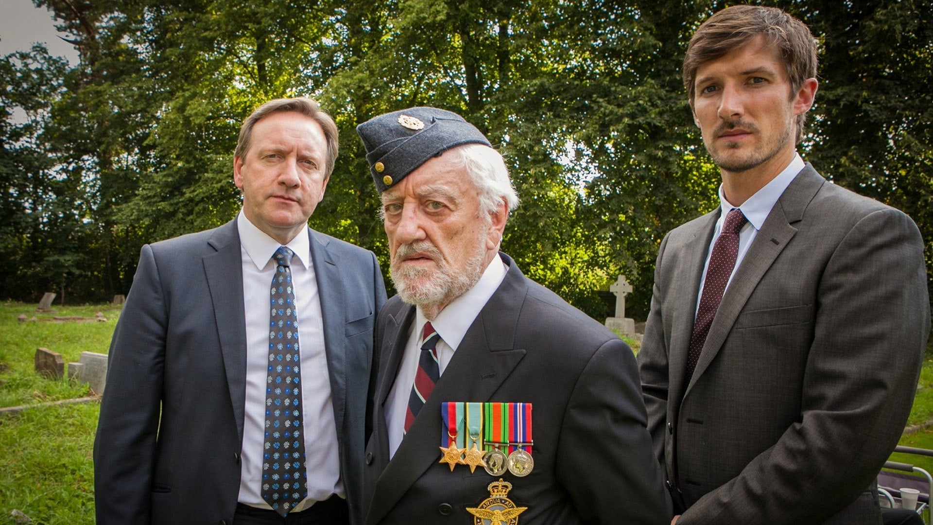 Midsomer Murders Season 16 :Episode 4  The Flying Club