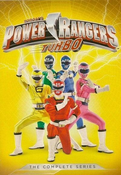 Power Rangers Season 5