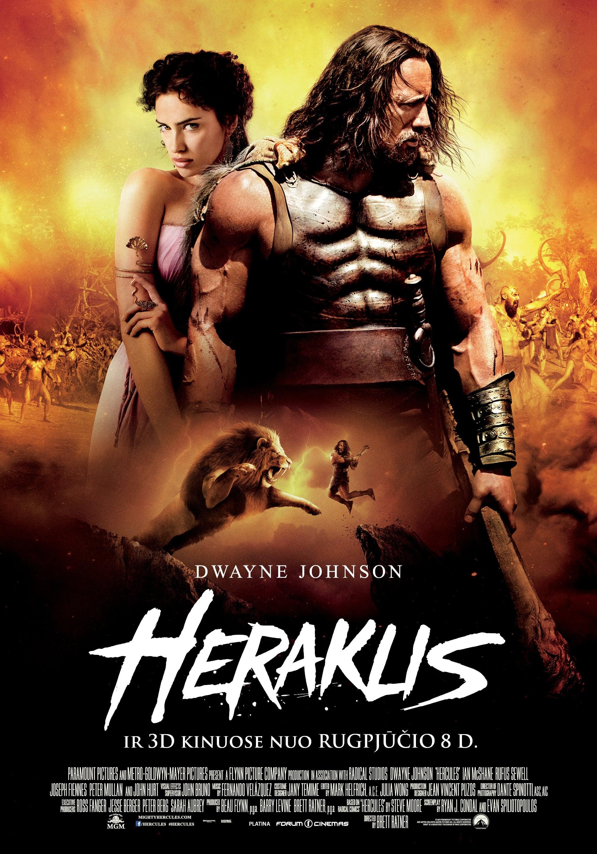 Heraklis / Hercules (2014) žiūrėti online