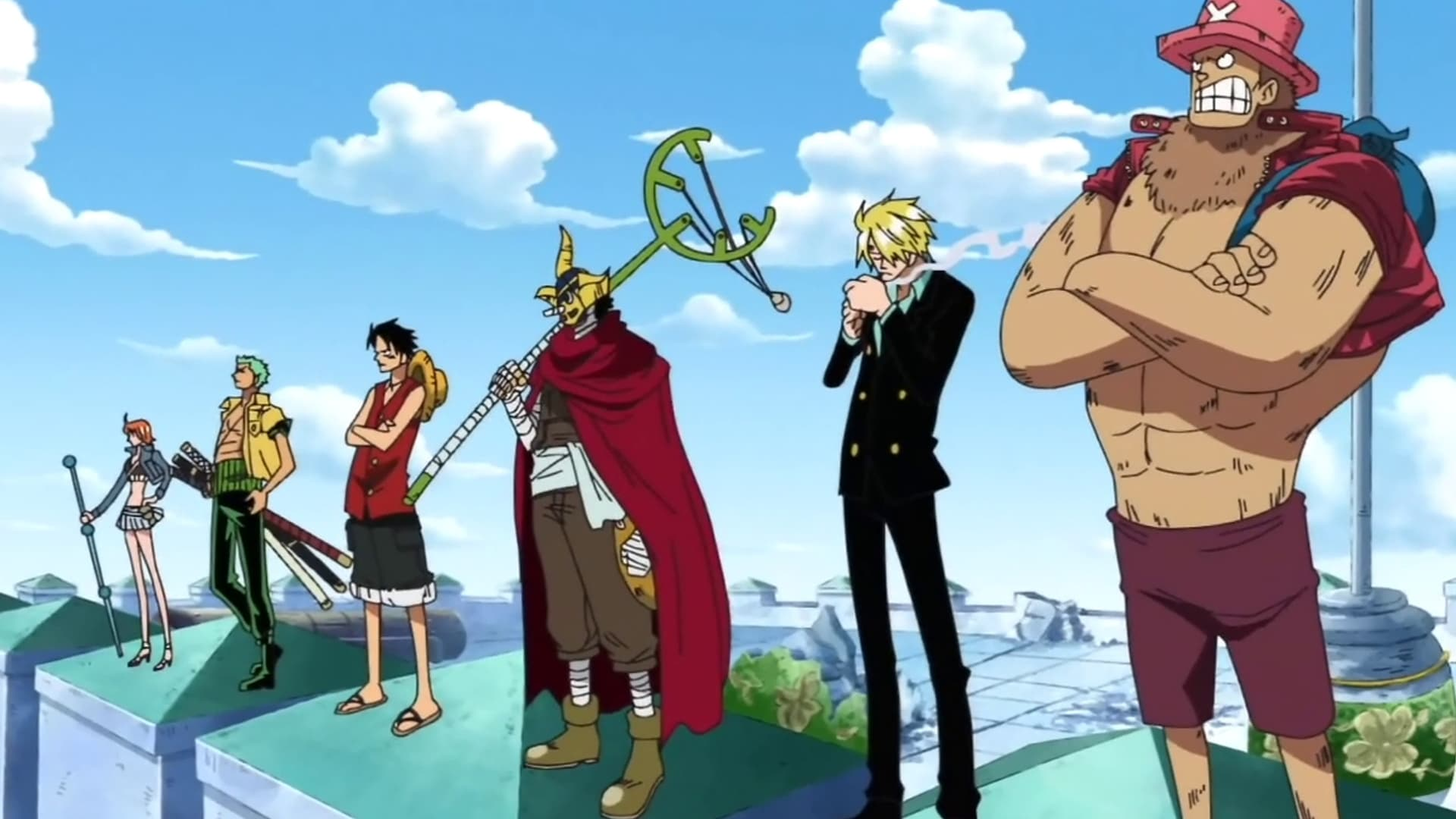 One Piece Episode of Merry: The Tale of One More Friend