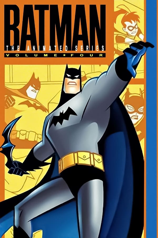 Batman: The Animated Series Season 4