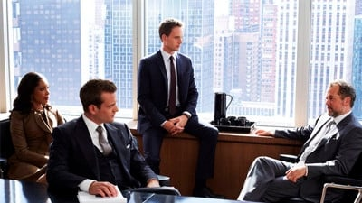 Suits Season 2 :Episode 14  He's back