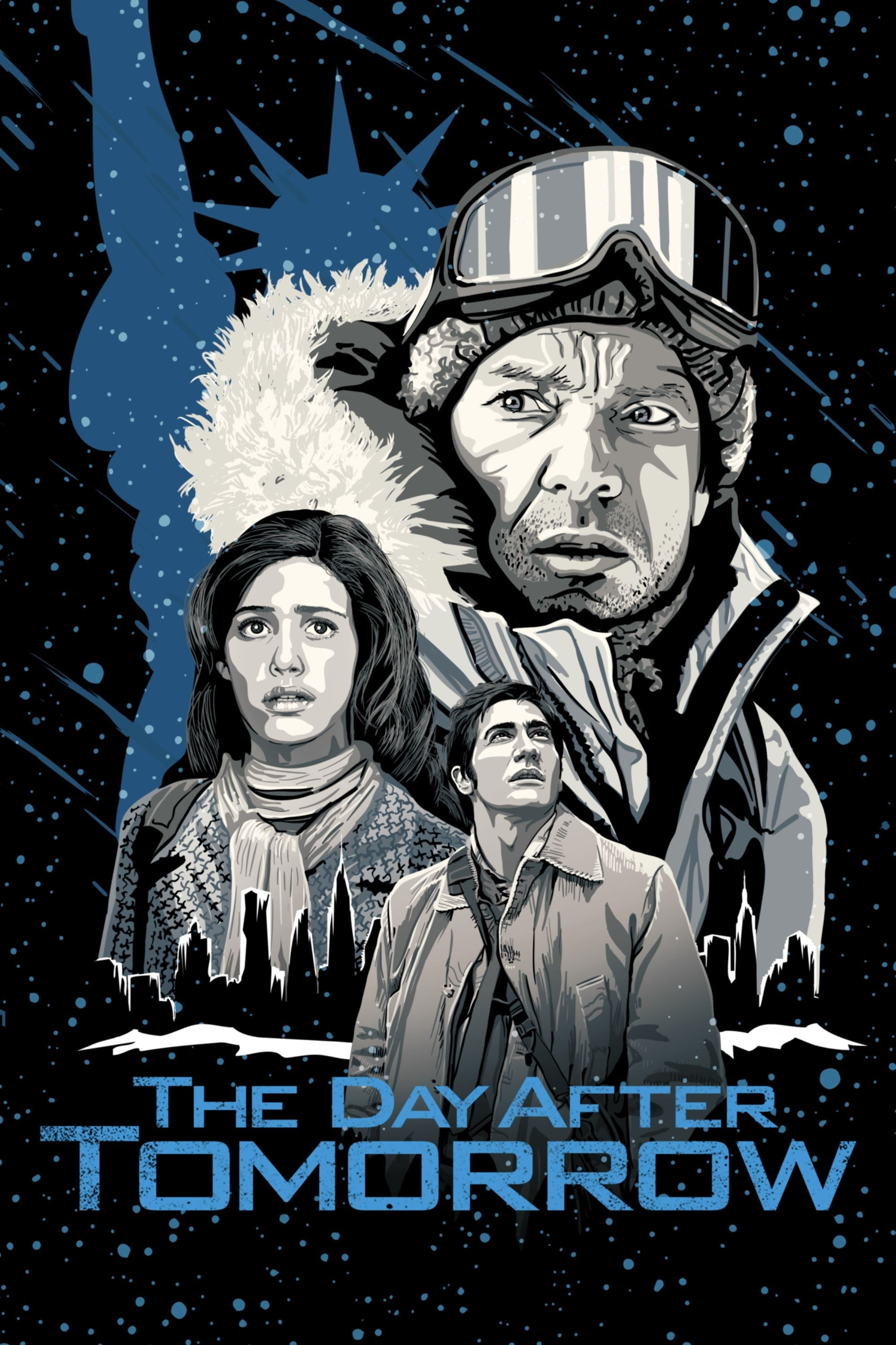 The Movie The Day After: The Day After Tomorrow (2004)
