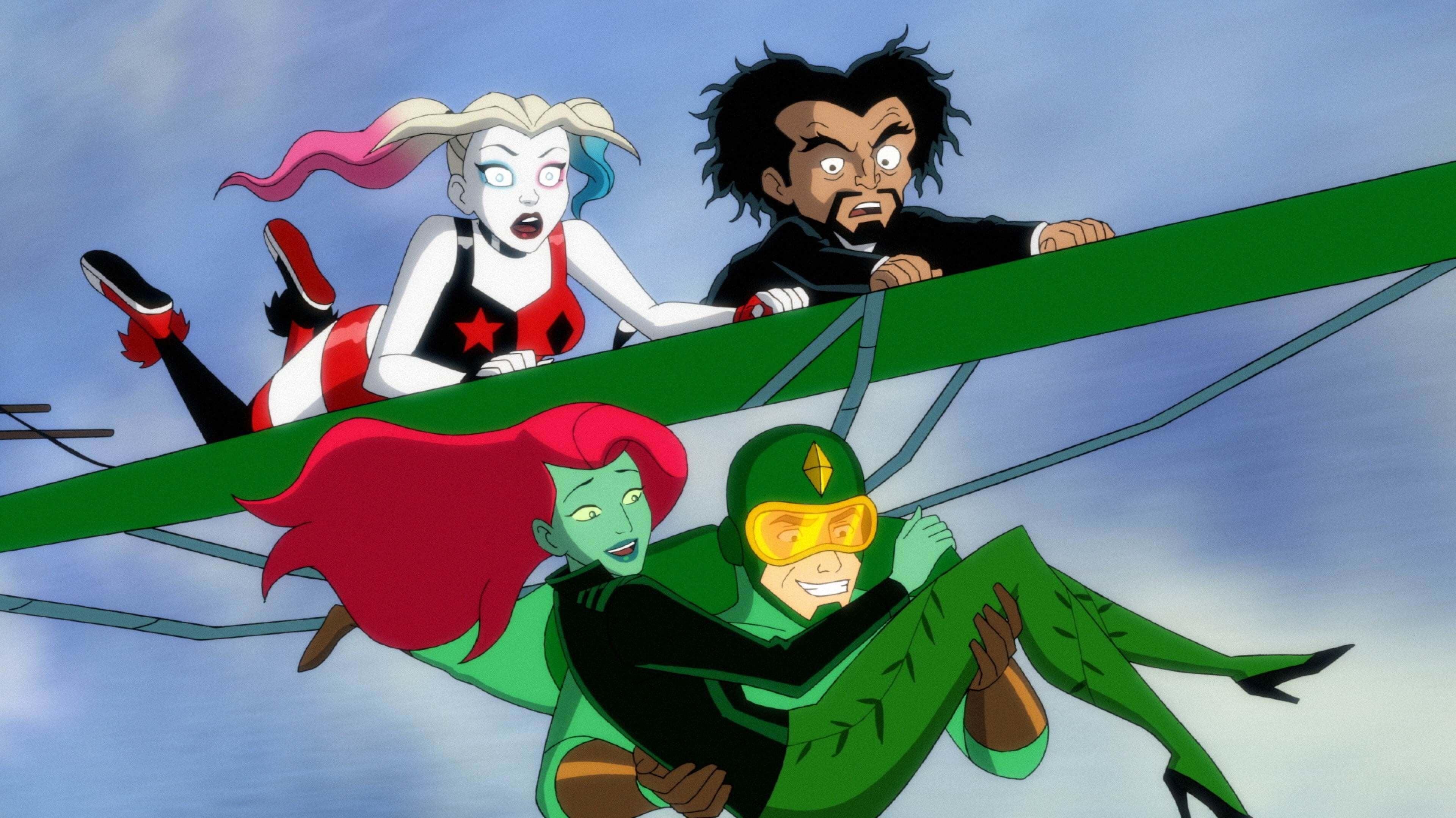 Harley Quinn Season 1 :Episode 12  Devil's Snare