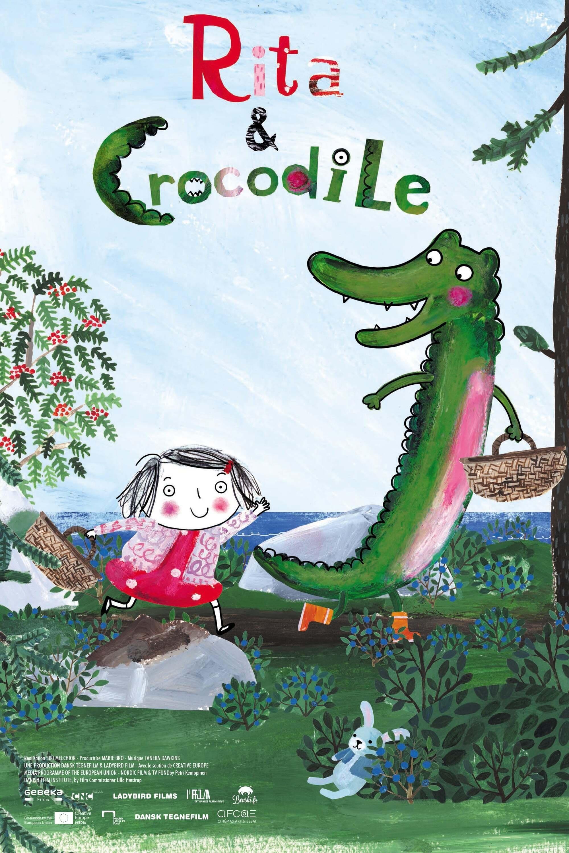 Rita og krokodille TV Shows About Little Girl