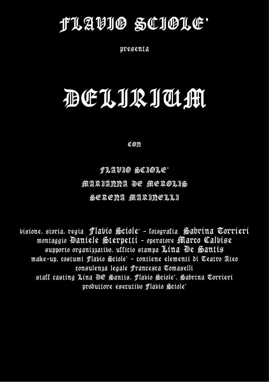 Delirium (2003)