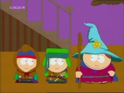 South Park Season 6 :Episode 13  The Return of the Fellowship of the Ring to the Two Towers