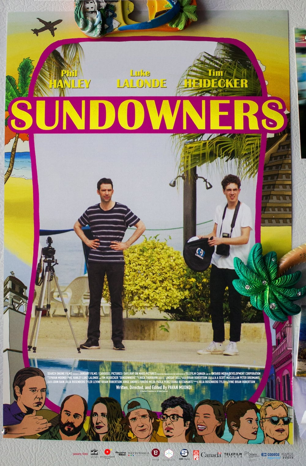 Sundowners on FREECABLE TV