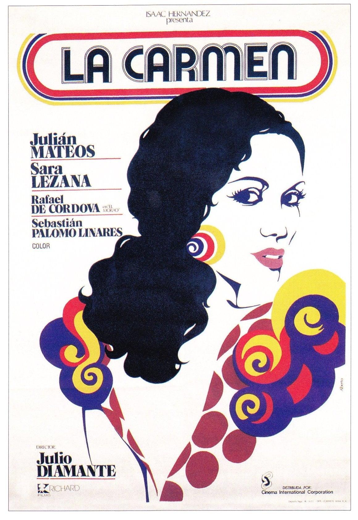 Ver La Carmen Online HD Español (1976)