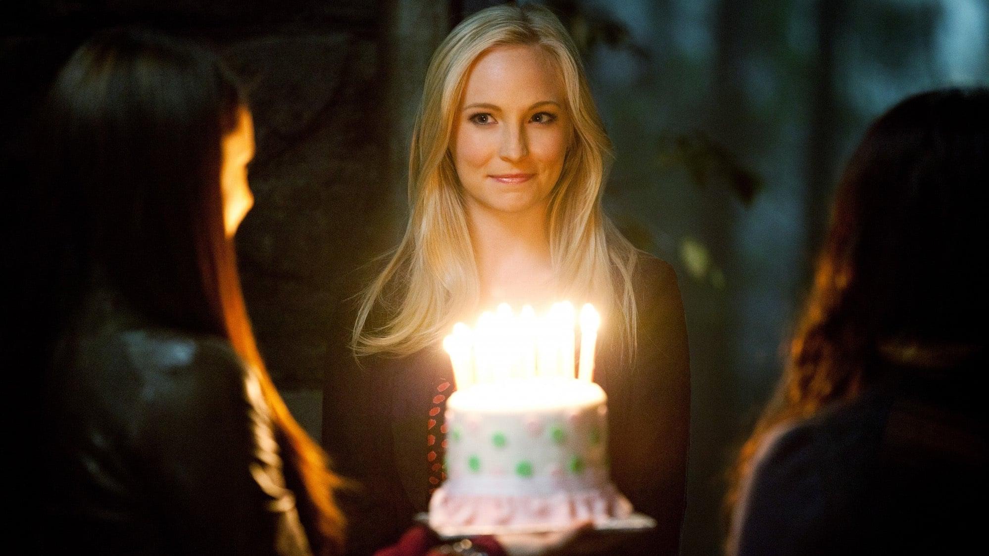 The Vampire Diaries Season 3 :Episode 11  Our Town