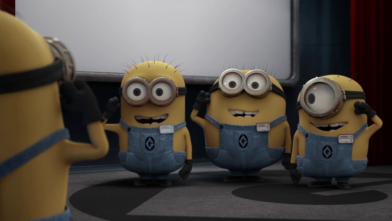 Minions: Orientation Day (2010)