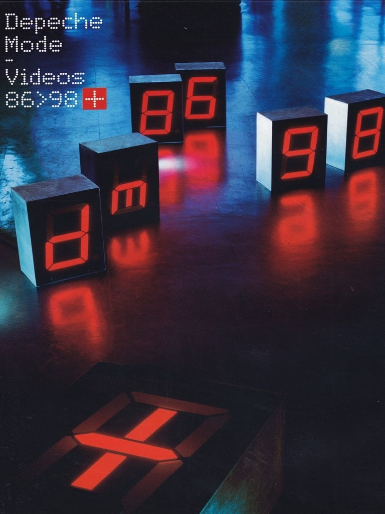 Depeche Mode: The Videos 86-98 (1998)