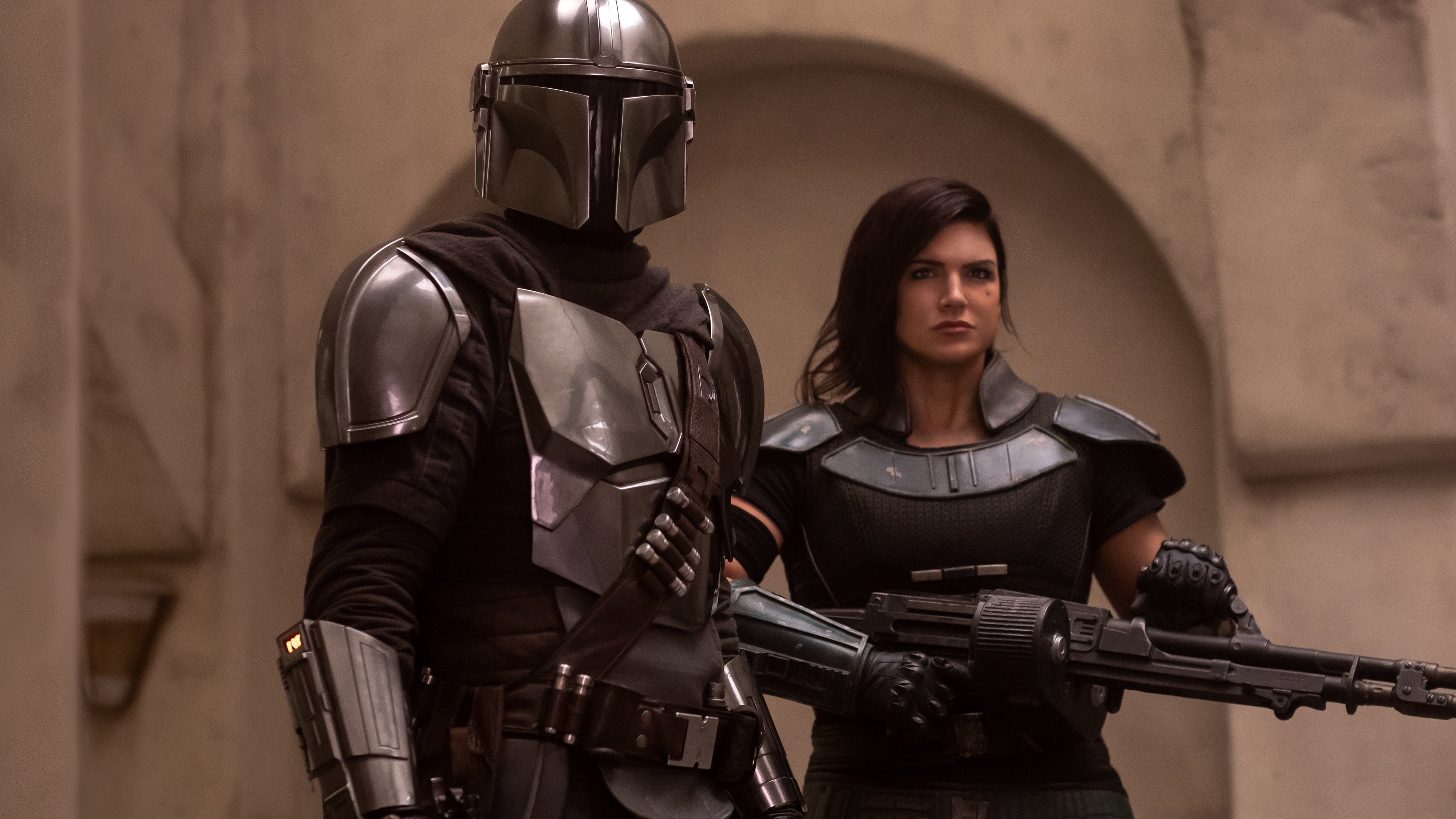 The Mandalorian Season 1 :Episode 8  Chapter 8: Redemption