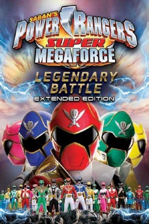 assistir filme power rangers super megaforce - a batalha lendária