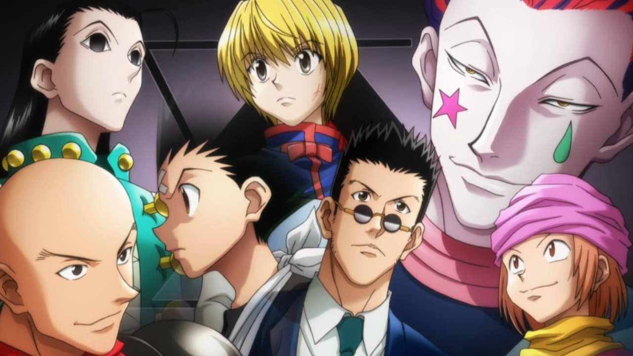 Hunter x Hunter Season 1 :Episode 21  Some x Brother x Trouble