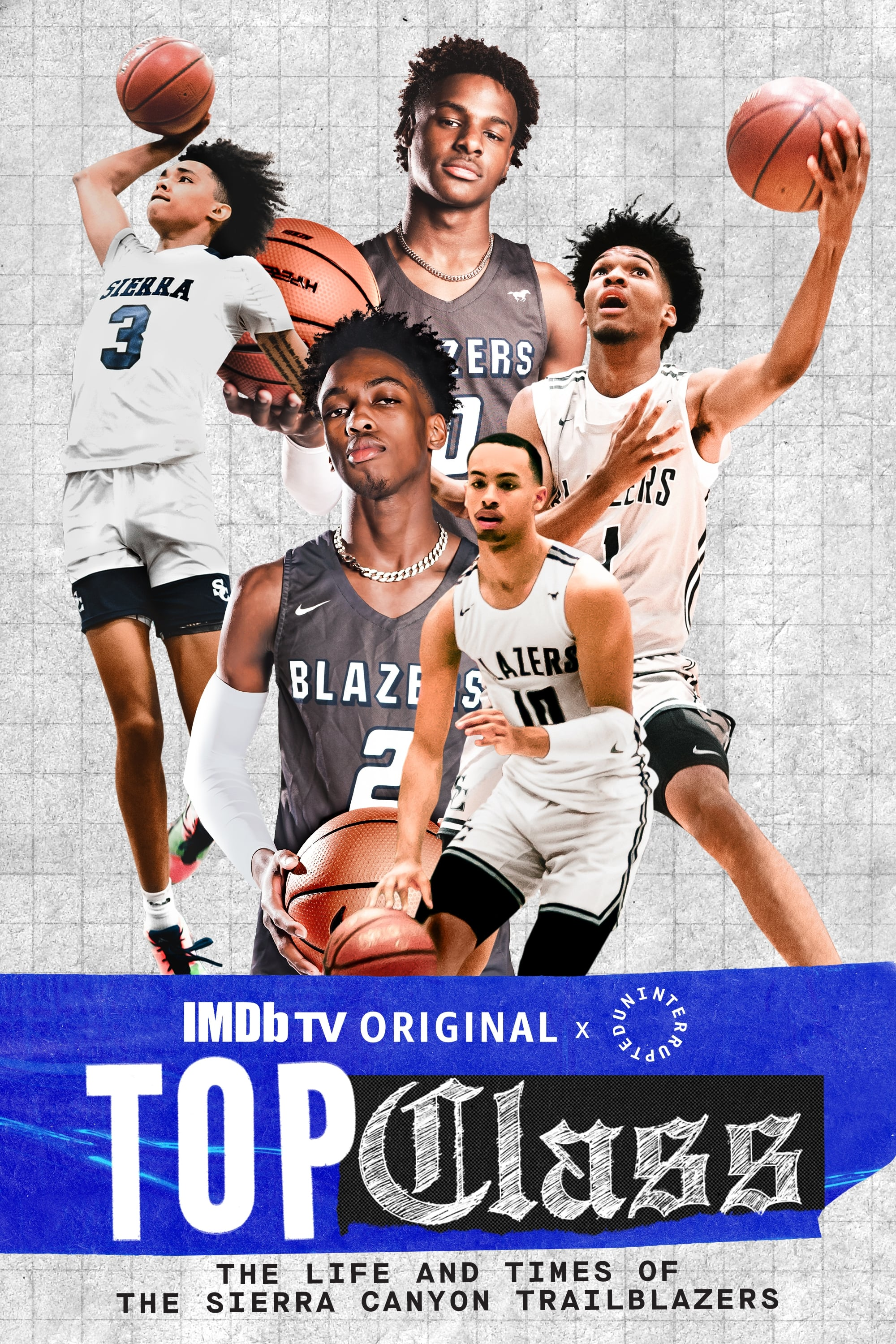 Top Class: The Life and Times of the Sierra Canyon Trailblazers TV Shows About Sports