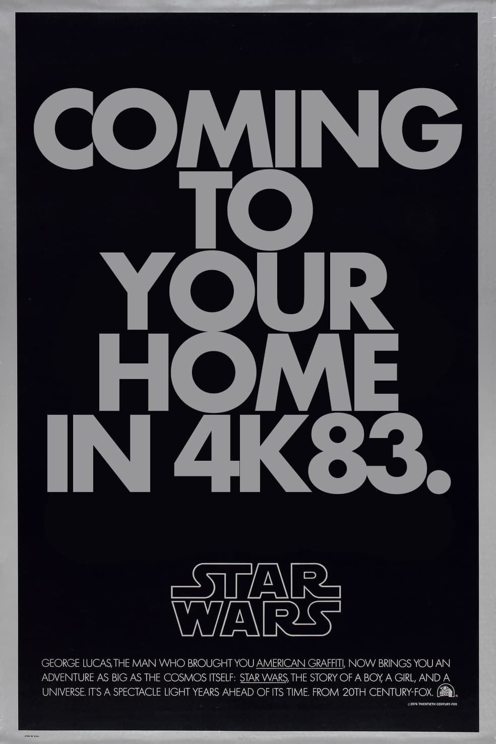 Return of the Jedi: 4K83